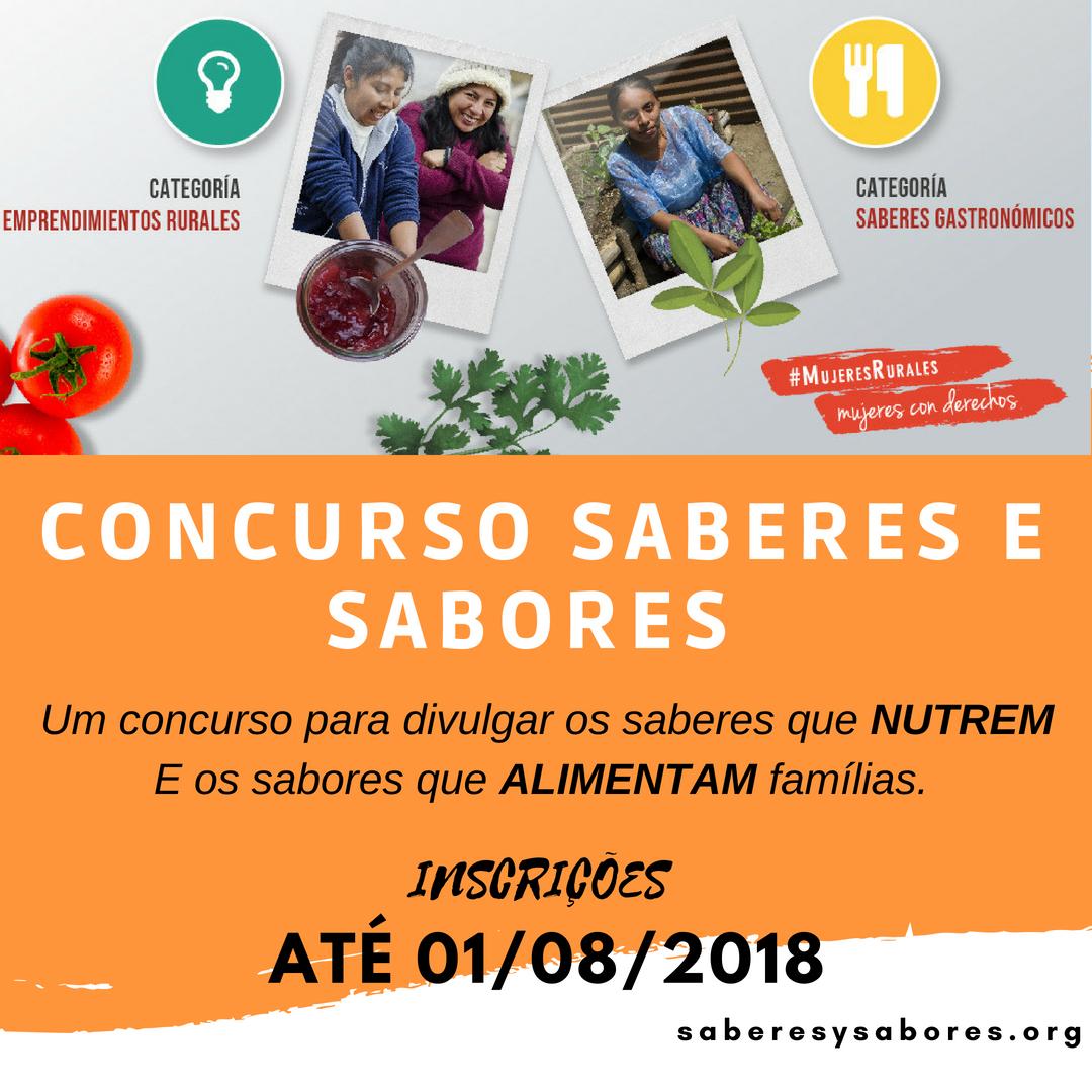 Mulheres rurais podem participar de concurso que vai premiar produção sustentável de alimentos