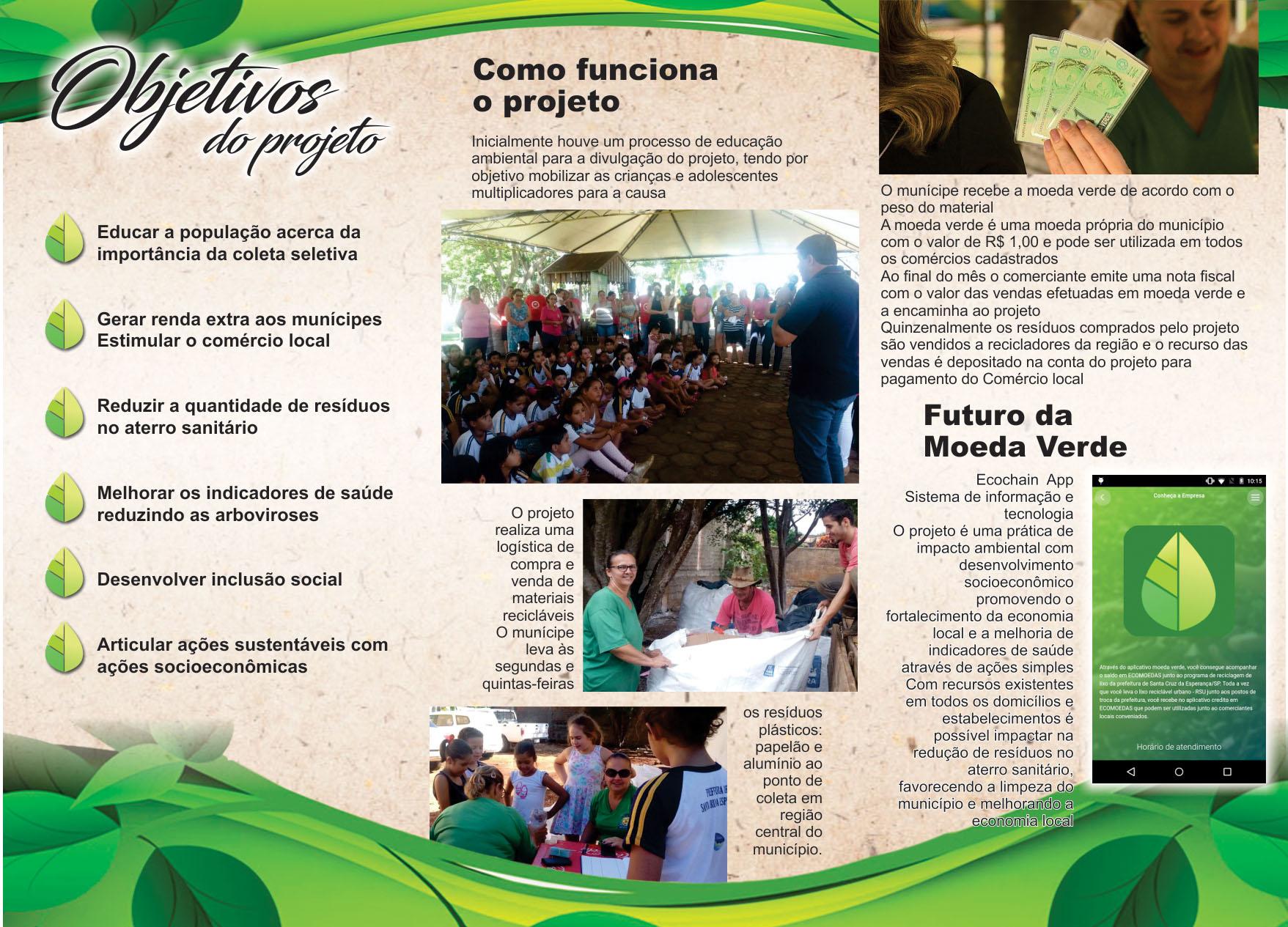Projeto Moeda Verde