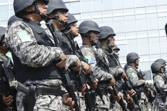 Proposições da segurança pública podem ser votadas no Congresso nesta semana