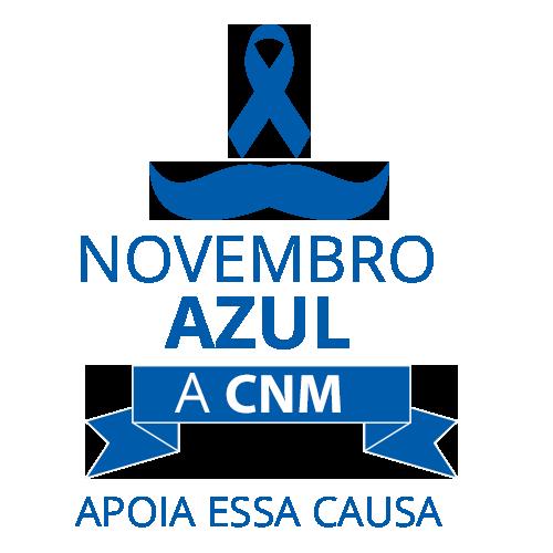 novembro azul a CNM apoia essa causa