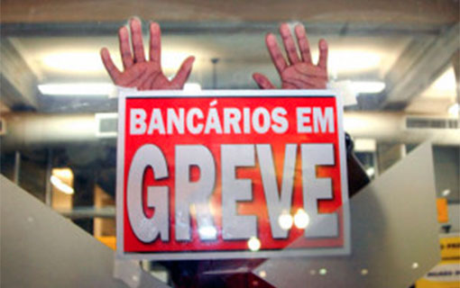 Bancários anunciam greve a partir da próxima terça-feira, 6 de setembro