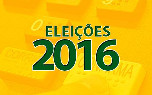 Eleições 2016: máquina fotográfica e celular são proibidos na cabina de votação