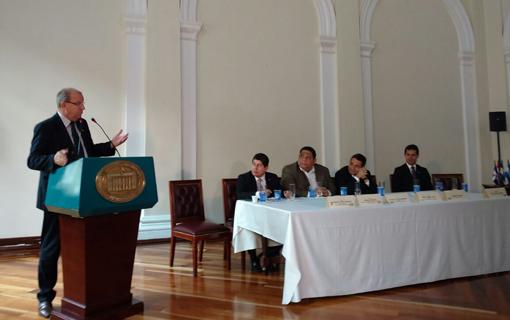Bureau executivo da Flacma conta com presença da CNM