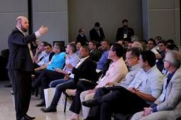 Apresentação sobre alternativas de arrecadação tributária atrai vários gestores do Sudeste