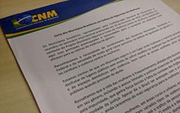 CNM divulga nota de esclarecimento sobre repasse da multa da repatriação aos Municípios