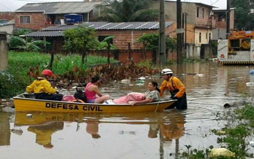 Desastres naturais: Anatel deverá implantar sistema de alerta à população