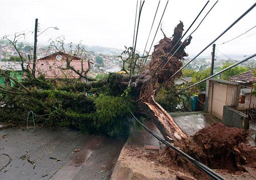 CNM atualiza situação do Rio Grande do Sul e de Santa Catarina devido a desastres meteorológicos