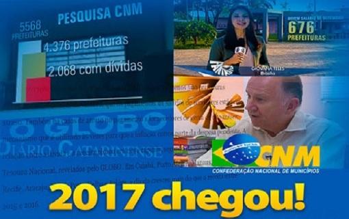CNM parabeniza gestores empossados e recomenda ações para o desenvolvimento de boas práticas locais