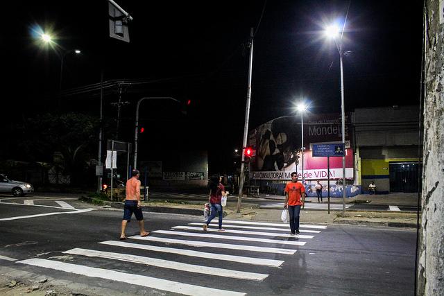 08082018 Pedestre Pref Manaus