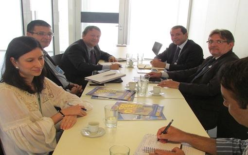 Agricultura como fonte desenvolvimento dos Municípios é tema de reunião entre CNM e diretoria da Asbraer