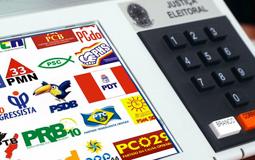 Resultado de imagem para mudanças nos partidos