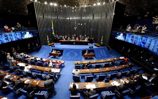 Senado aprova PEC da reforma política, matéria segue para Câmara