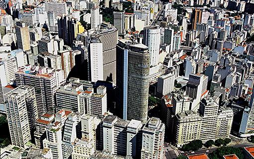 Em 2030, 90% da população brasileira viverá em cidades
