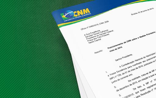 CNM protocola na Presidência da Câmara dos Deputados ofício com demandas urgentes na área da educação
