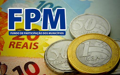 Segundo FPM de outubro será pago nesta quinta, mas repasse extra será repassado hoje