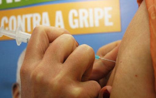 Vacinas contra a gripe começam a ser distribuídas em 10 de abril