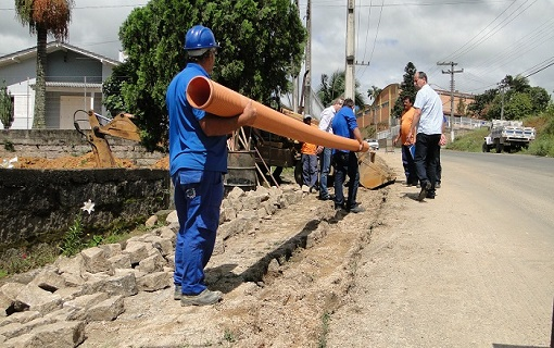 Recursos financeiros são liberados a dois Municípios mineiros para obras de saneamento