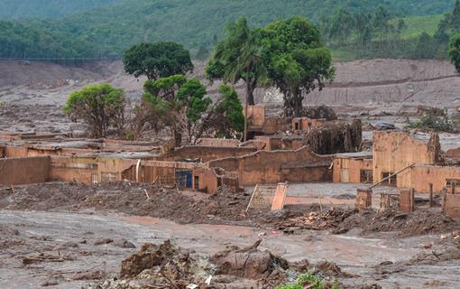 Atualizada situação ambiental da região atingida pelo rompimento de barragem em Mariana (MG)