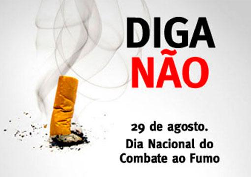 Dia Nacional de Combate ao Fumo é comemorado nesta segunda-feira, 29 de agosto