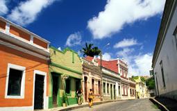 Ruas de Olinda(PE) - Embratur
