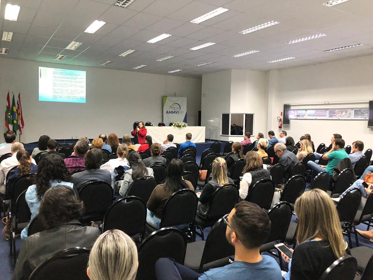 Financiamento da Saúde e conquistas: CNM participa de encontros com gestores catarinenses