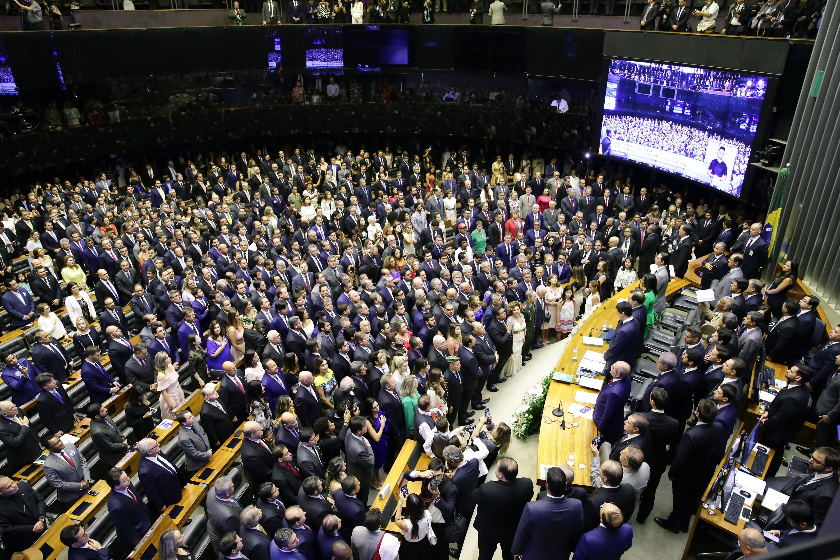 CNM parabeniza novos parlamentares e aguarda eleição da Mesa Diretora