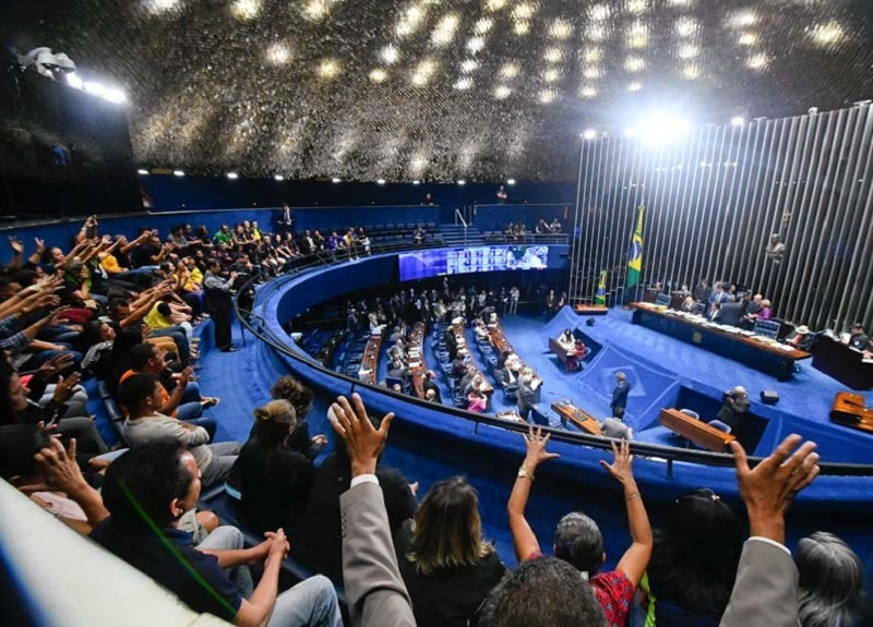 Marcos Oliveira/Ag Senado