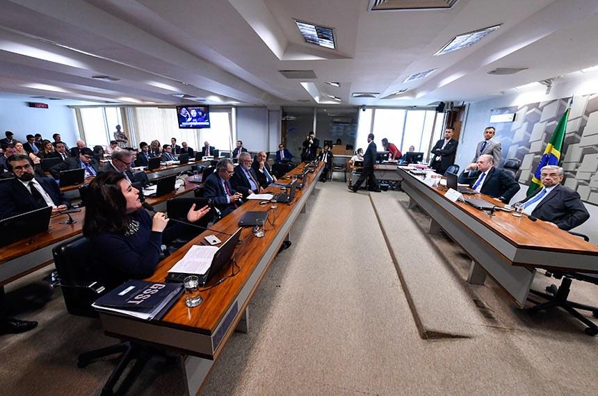 Projeto que libera recursos do FEX de 2018 é aprovado em comissão do Senado
