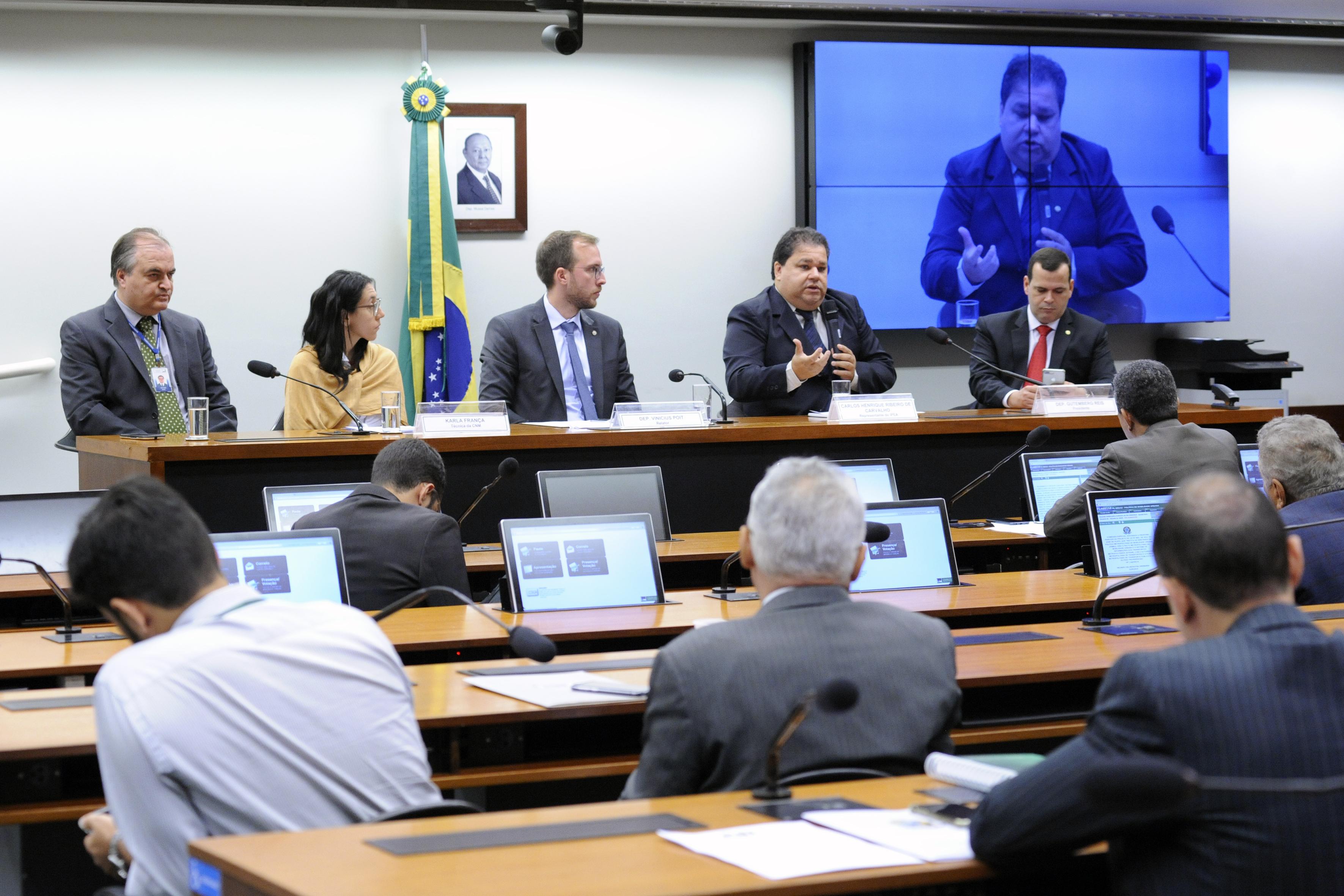 Política de Mobilidade Urbana: CNM participa da audiência pública sobre tema