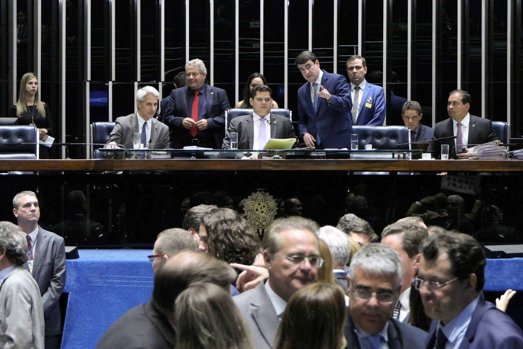 Roque de Sa Ag Senado