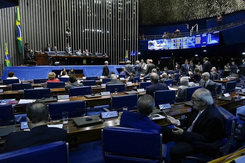 Roque de Sa/Ag Senado