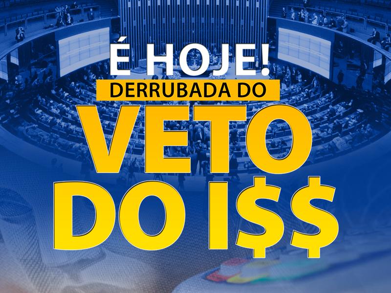 Alerta: municipalistas querem derrubar veto do ISS e redistribuir R$ 6 bilhões entre os Municípios