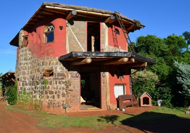 30072018 casa bioconstrucao Pref Guaraciaba SC