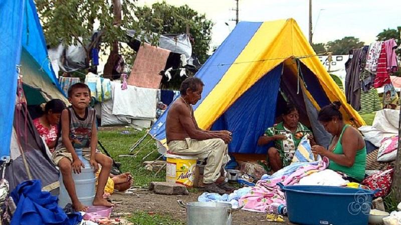 Em situação de vulnerabilidade, venezuelanos ficam propensos ao uso de crack