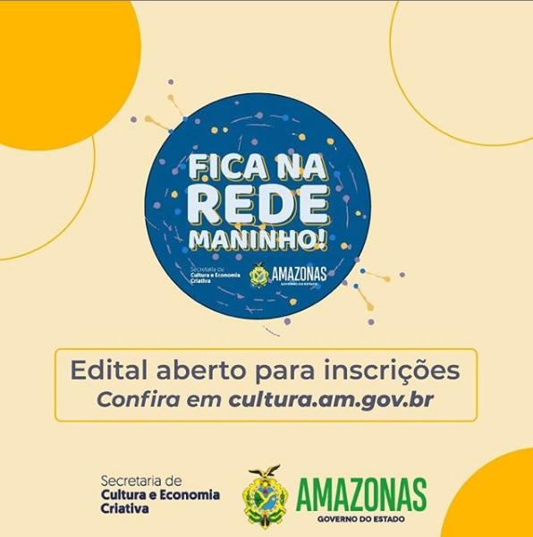 edital Amazonas cultura
