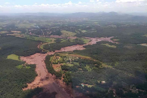 Barragem de rejeitos se rompe em Brumadinho; CNM lamenta e acompanha o caso