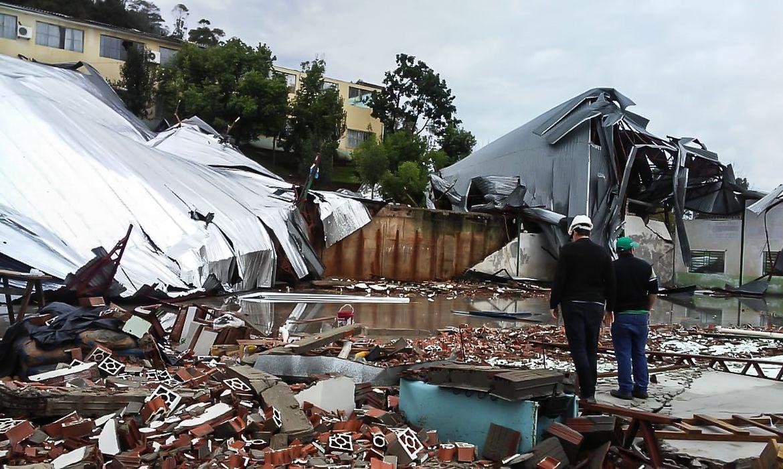 ciclone santa catarina agencia brasil