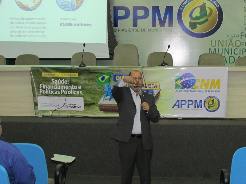 Projetos inovadores são apresentados aos gestores piauienses no Diálogo Municipalista