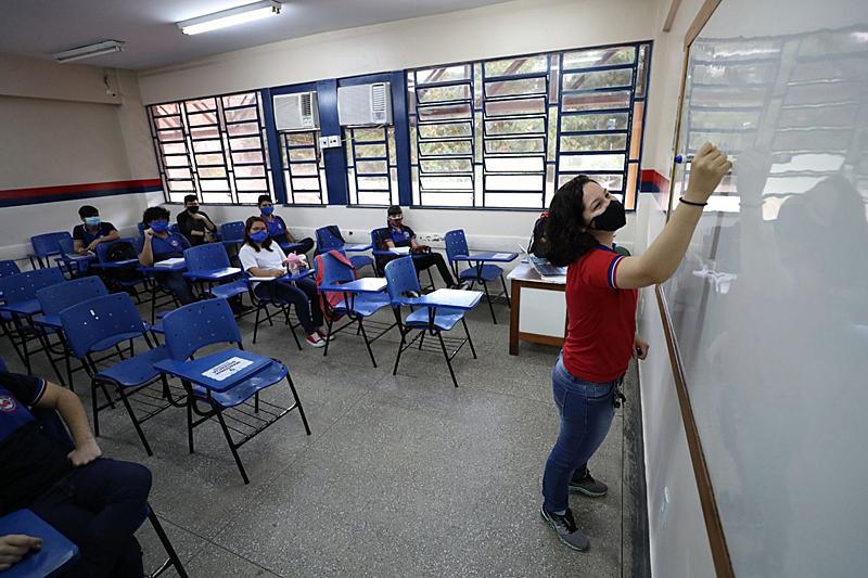 09062021 arquivo sala de aula Tacio Melo Secom