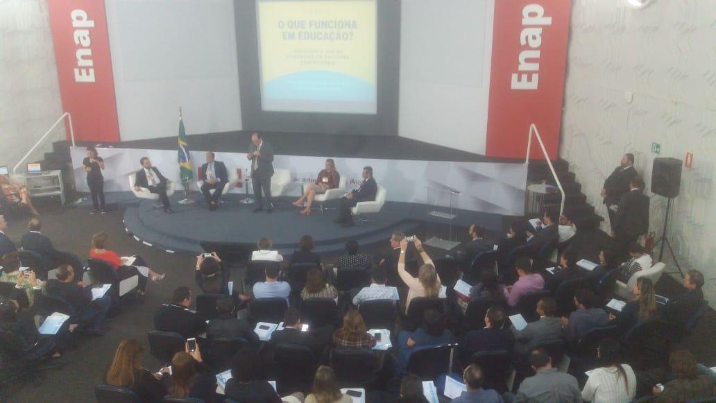 Seminário sobre Educação, em Brasília, conta com a presença da CNM