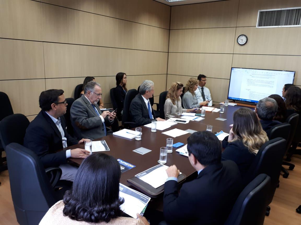 Grupo de trabalho trata de pautas prioritárias da Educação em Ministério