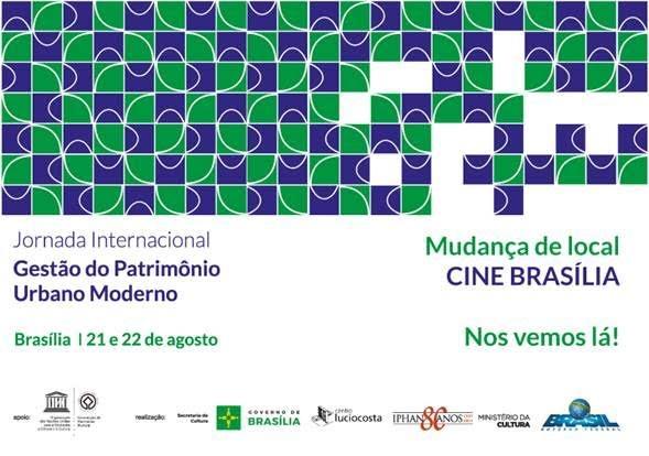 CNM participa de seminário sobre Gestão do Patrimônio Urbano Moderno