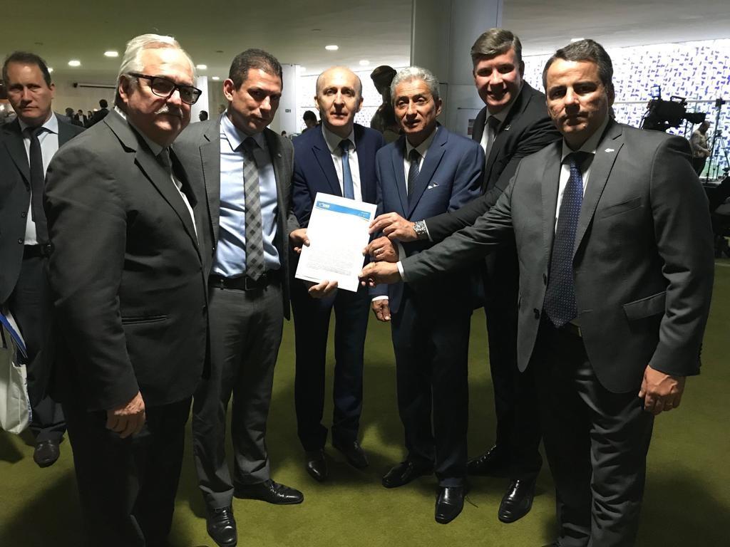 Aroldi articula demandas e apresenta manifesto para manter todos os Municípios na reforma da Previdência
