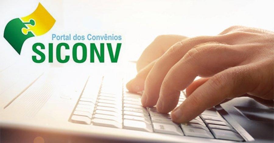 Para facilitar cadastro de informações municipais, novas abas no Siconv foram implementadas