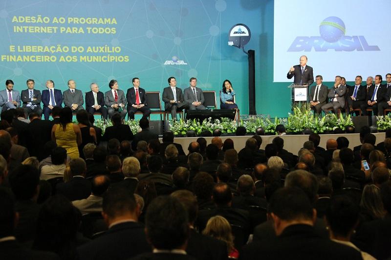 Bruno Peres/MCTIC