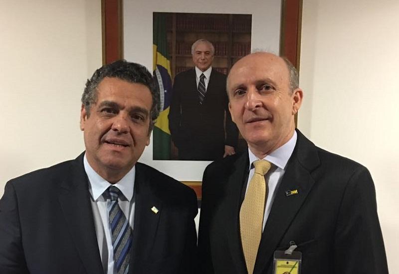 Barbieri é o novo subchefe de Assuntos Federativos da Secretaria de Governo da Presidência