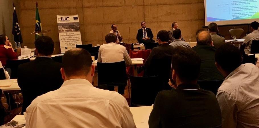 Troca de experiências marca oficinas sobre Nova Agenda Urbana e Cidades Inteligentes na CNM