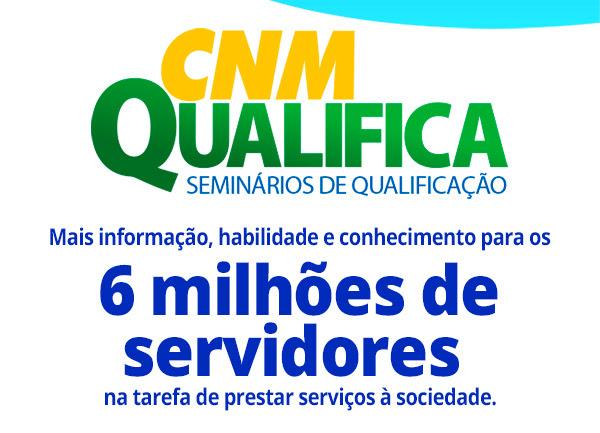 Previdência, mobilidade urbana, trânsito, captação de recursos e consórcios pautam CNM Qualifica em 4 capitais