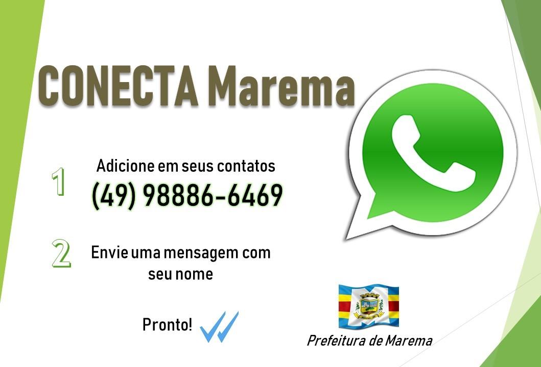 Viva seu Município: Marema (SC) lança projeto com mensagens de celular para melhorar comunicação