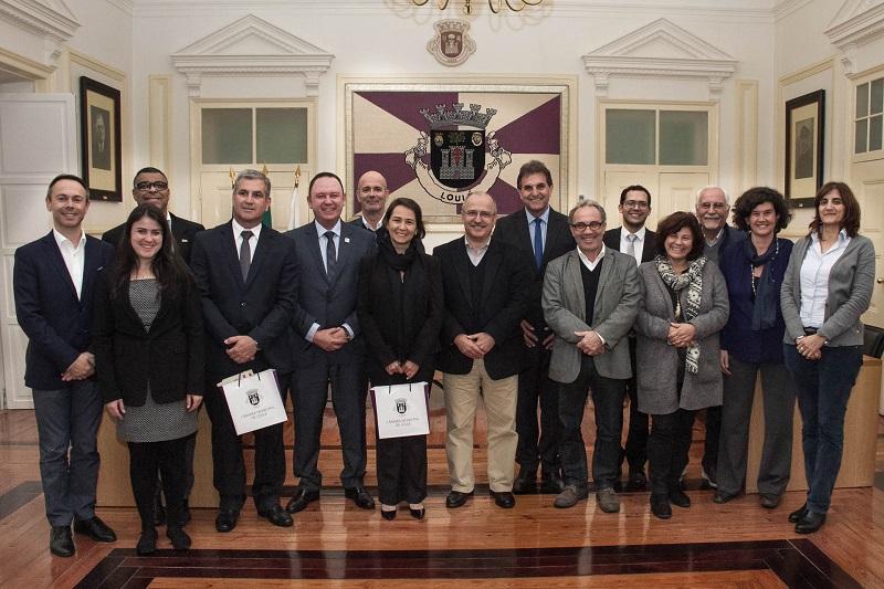 CNM promove missão para troca de experiências entre Municípios brasileiros e portugueses
